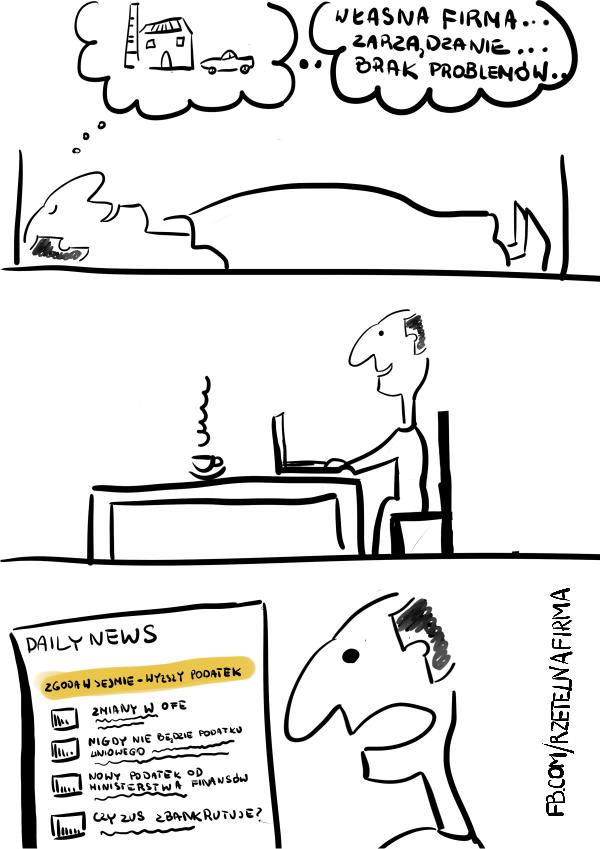 Zły sen